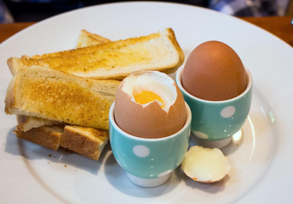 TerraVina eggs