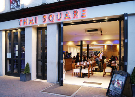 Thai Square – Richmond – restaurant review