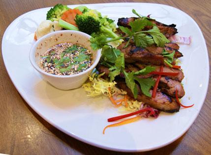Thai Square pork