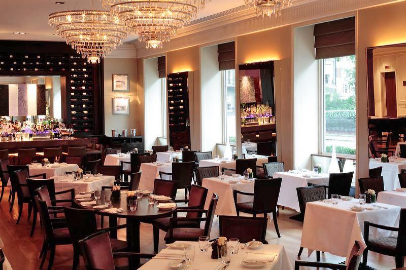 Afternoon Tea at Hyatt Regency London – The Churchill