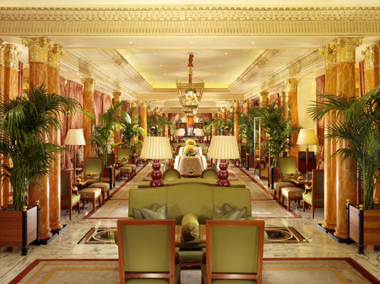 The Dorchester for Afternoon Tea – restaurant review