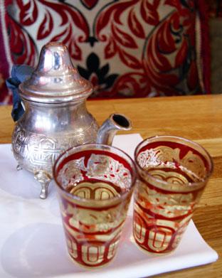 Maison Touareg tea