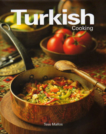 Turkish Cooking by Tess Mallos – review