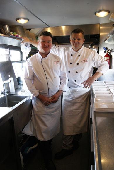 Venice Simplon-Orient-Express chefs
