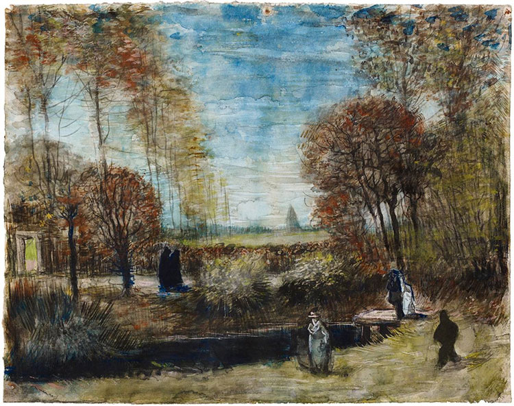Het Noordbrabants Museum acquires van Gogh watercolour – until 19 March 2017
