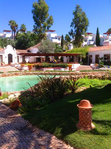 Vila Vita Parc pool