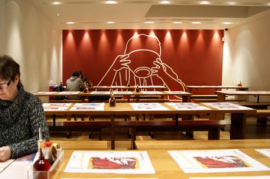 Wagamama Richmond – restaurant review