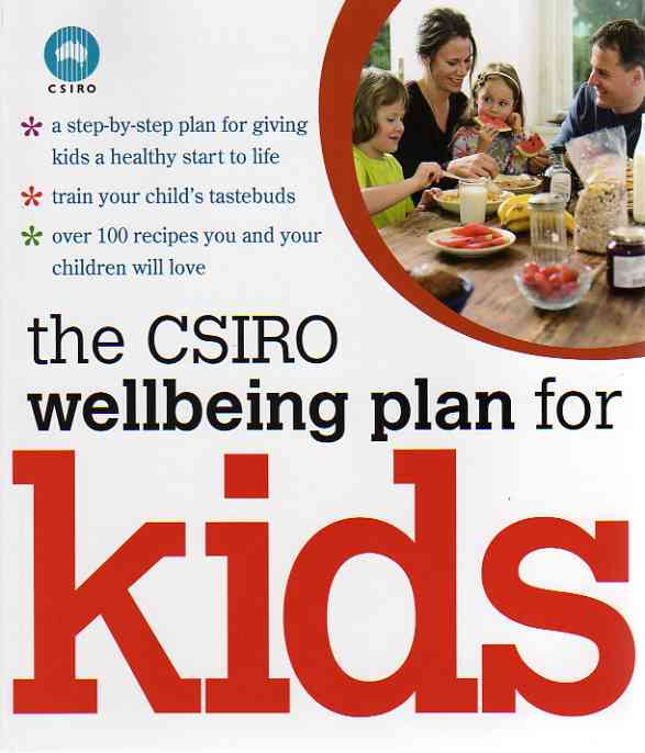 cookbook review CSIRO for kids