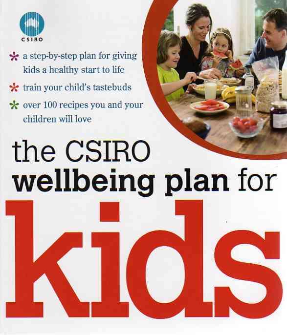 cookbook review CSIRO for kids