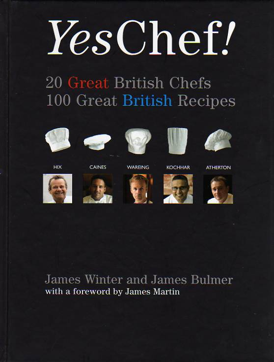 Yes Chef! by James Winter and James Bulmer – review