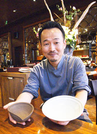 Chef Yoshinori Ishii of UMU interview