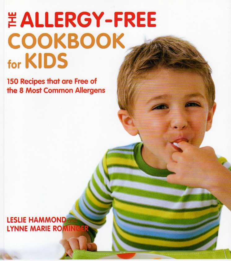 cookbook review allergy recipes for kids