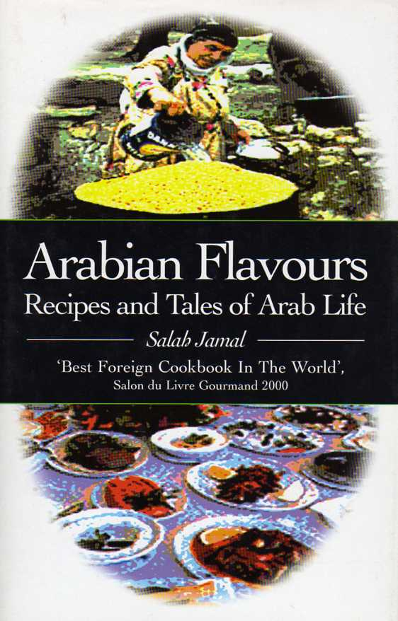 cookbook review - Arabian Flavours