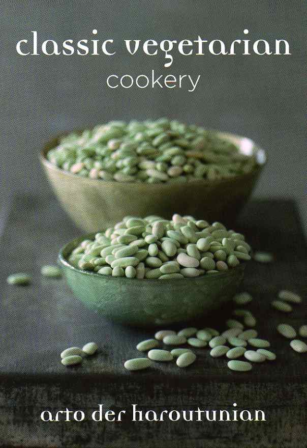 cookbook review Classic Vegetarian Cookery