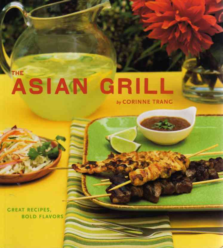 cookbook reviews The Asian Grill