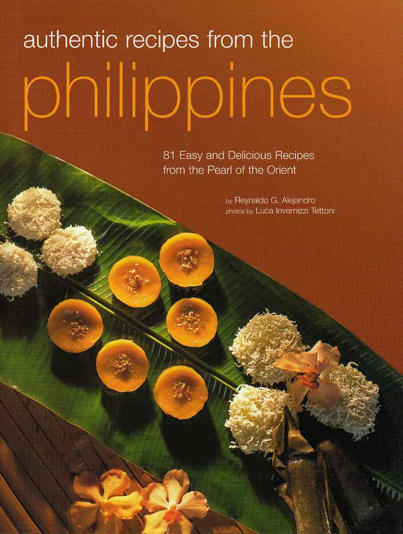 Authentic Recipes from the Philippines by Reynaldo Alejandro – review