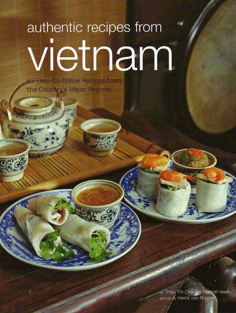 Authentic Recipes from Vietnam by Trieu Thi Choi – review