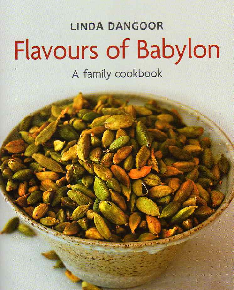 cookbook review Flavours of Babylon