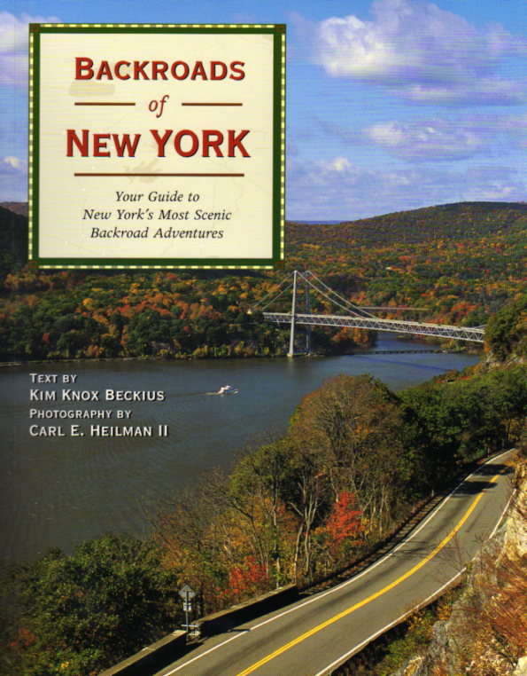 Backroads of New York by Kim Knox Beckius – review