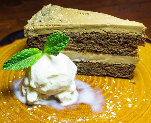 balans cake