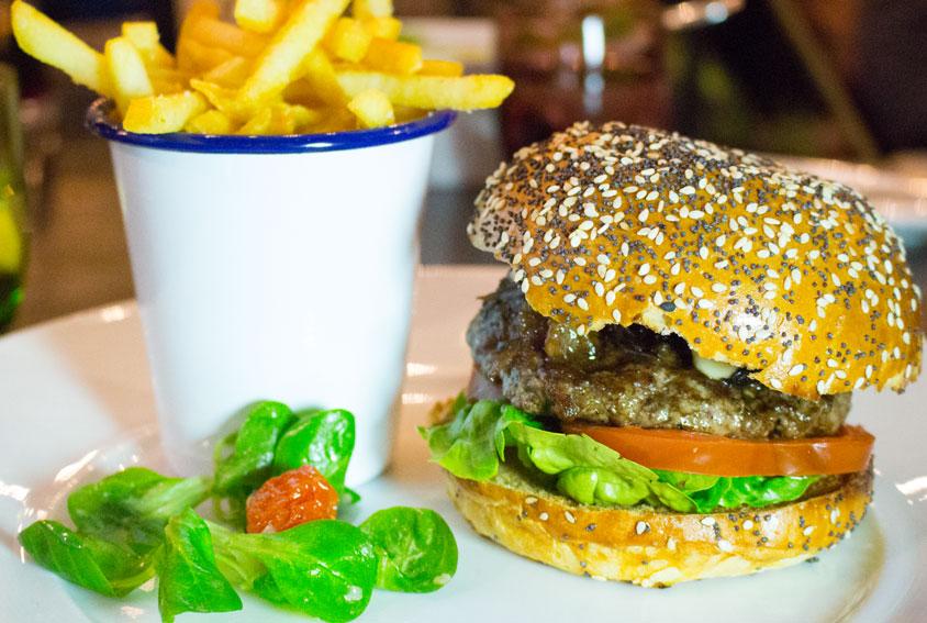 Balcon burger