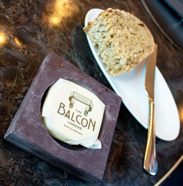 Balcon butter