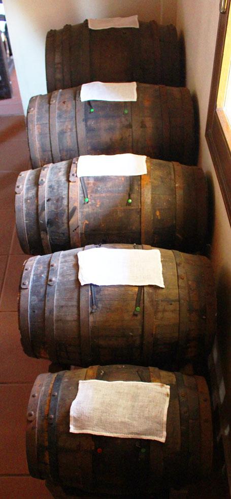 Balsamic vinegar process