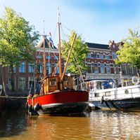 Groningen - Contemporary and Historic