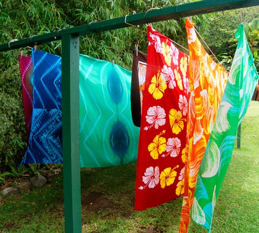 st Kitts batik