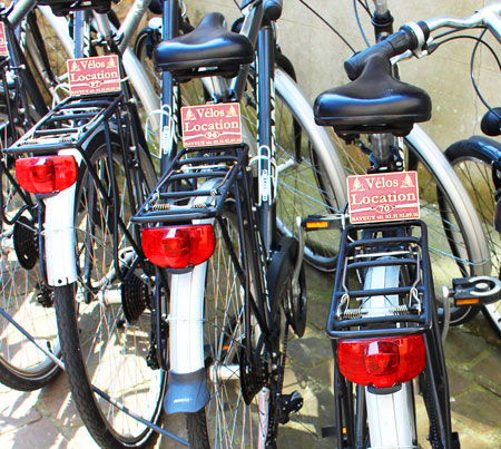 Bayeux bike