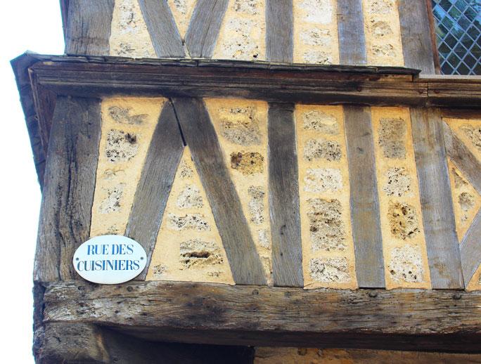 Bayeux building