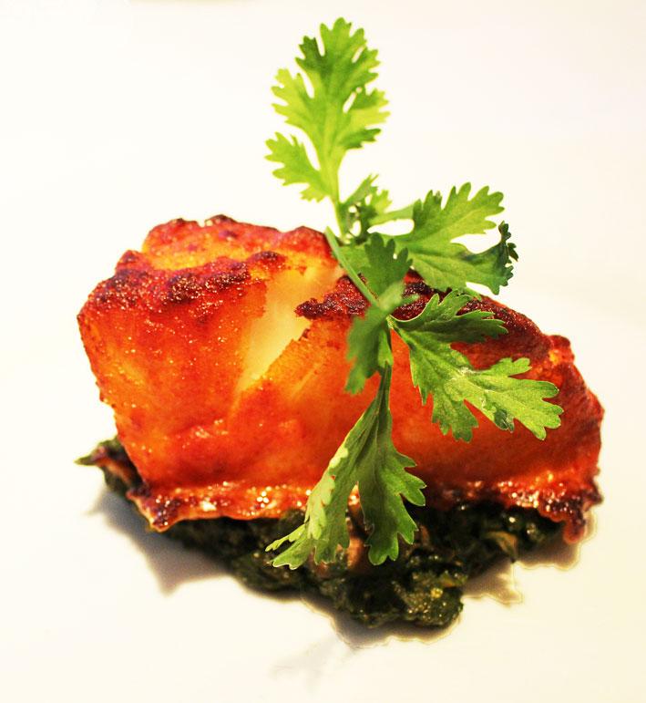 Bombay Brasserie fish