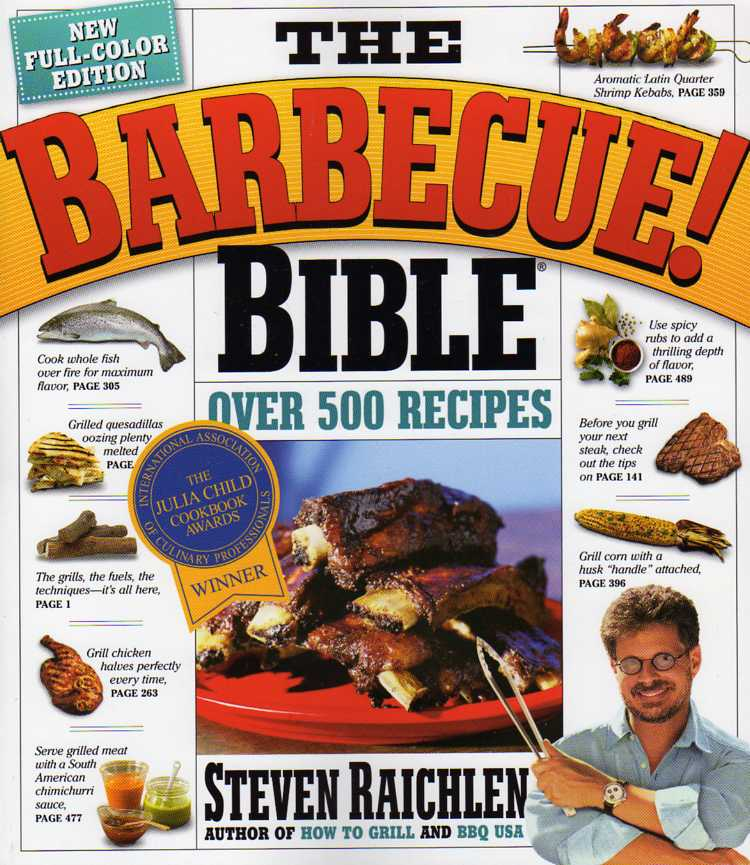 The Barbecue Bible by Steven Raichlen – review