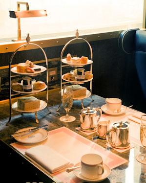 restaurant review bob bob ricard tea