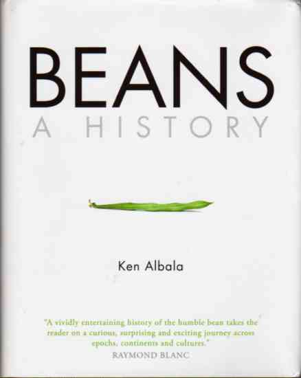 Beans – A History by Ken Albala – review