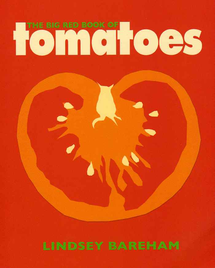 The Big Red Book of Tomatoes by Lindsey Bareham – review