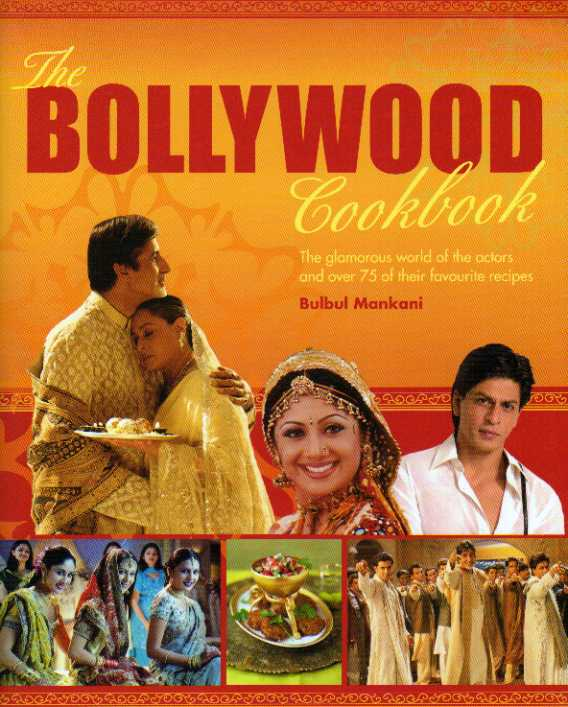 The Bollywood Cookbook by Bulbul Mankani – review