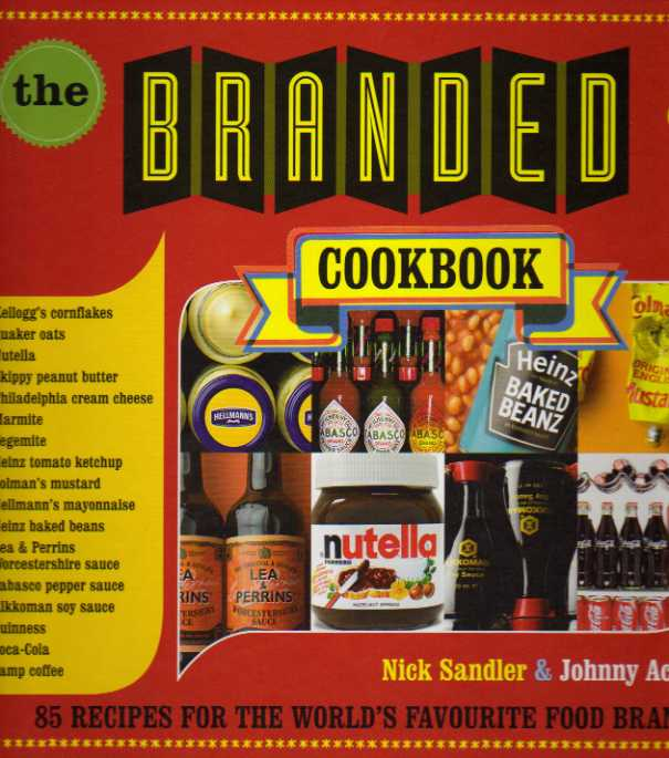 The Branded Cookbook by Nick Sandler – review