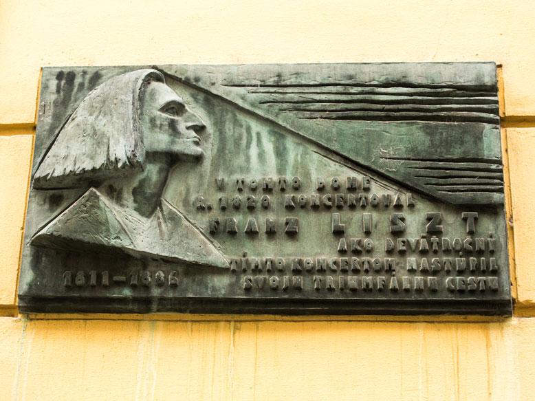 Bratislava Liszt