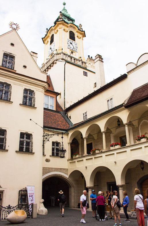 AmaWaterways Bratislava
