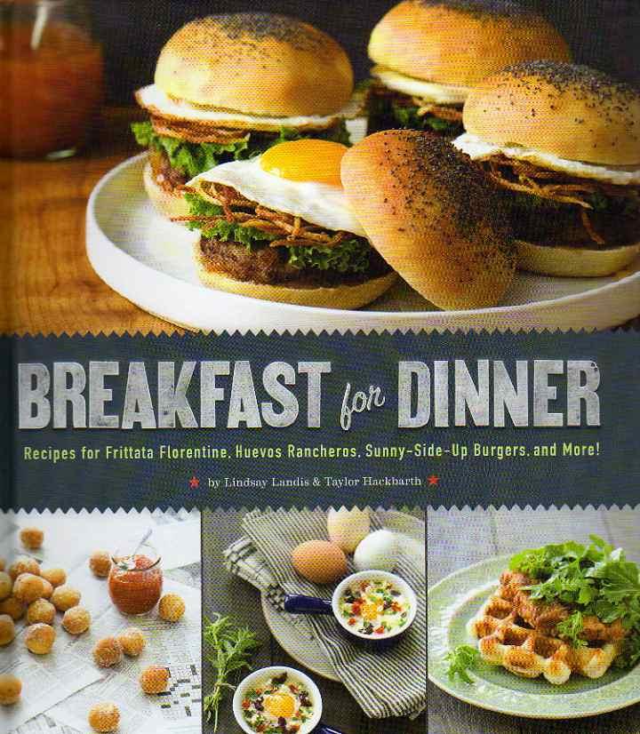 cookbook review Breakfast for Dinner