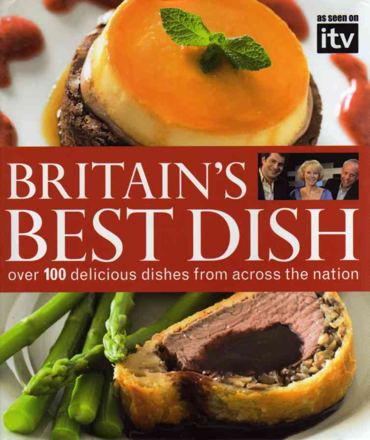 Britain's Best Dish – Ed Baines – cookbook review