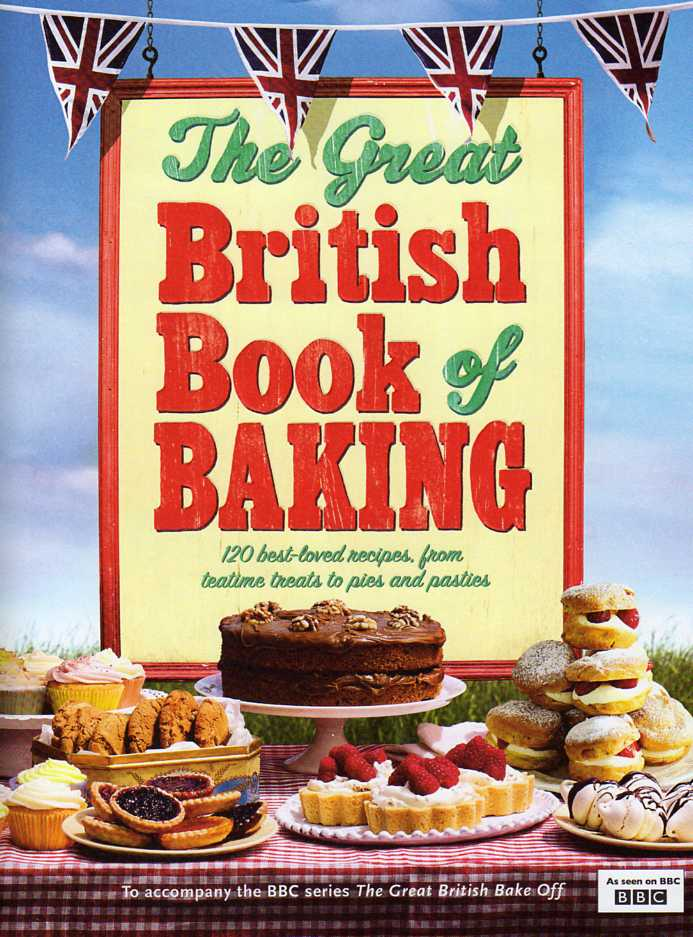 The Great British Book of Baking – cookbook review