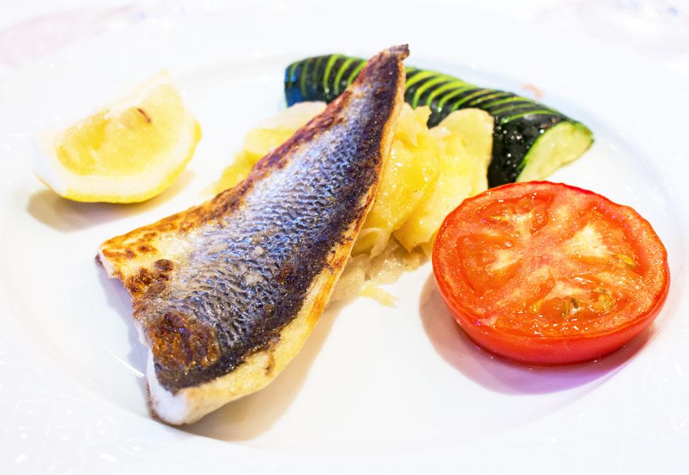 Hotel Bon Sol fish