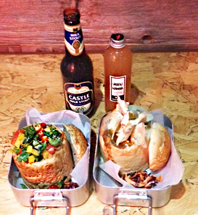 Bunny Chow, Soho – restaurant review