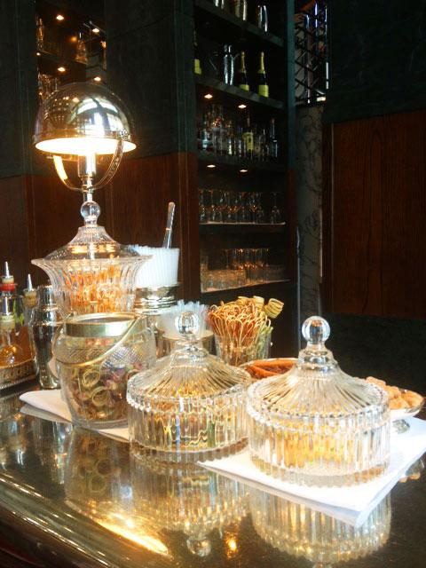 One Canada Square Restaurant, Canary Wharf – review