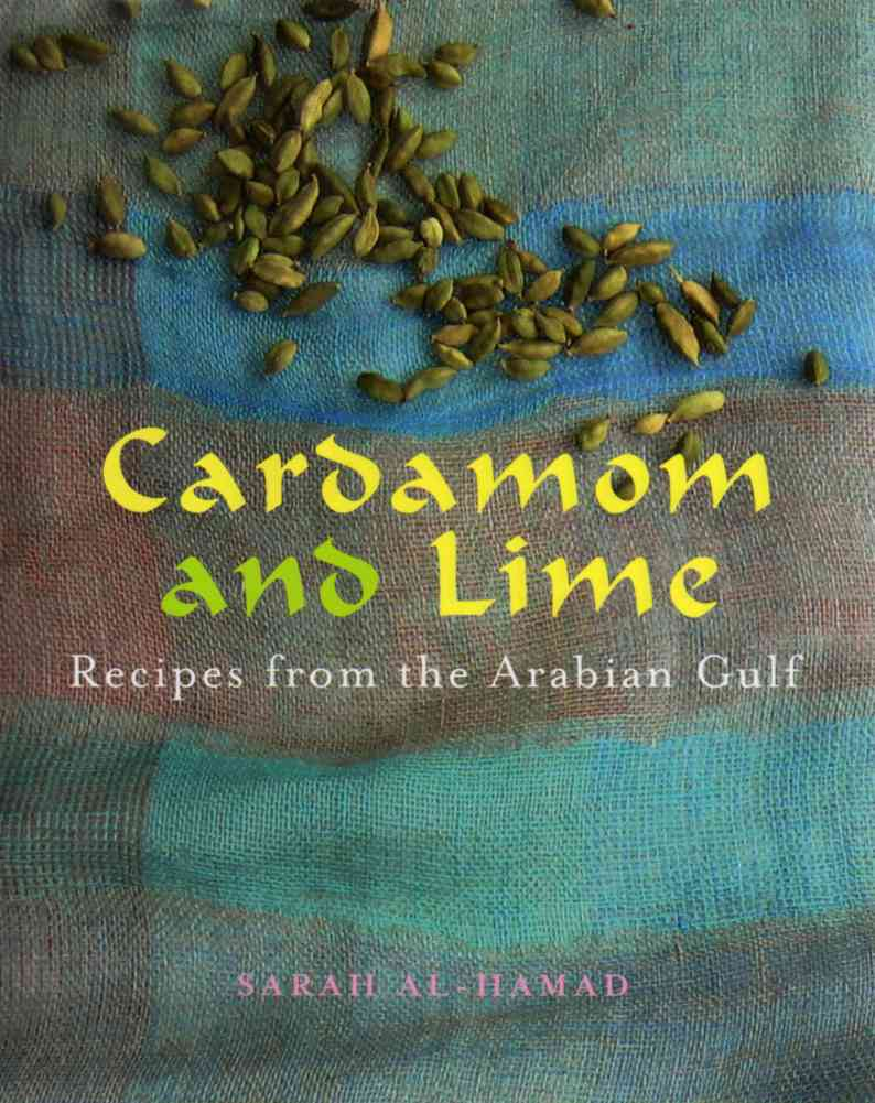 cookbook reviews Cardamom and Lime