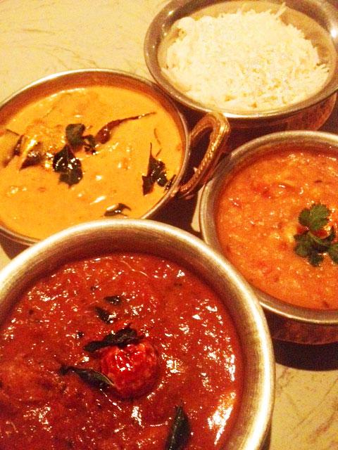 carom restaurant curry