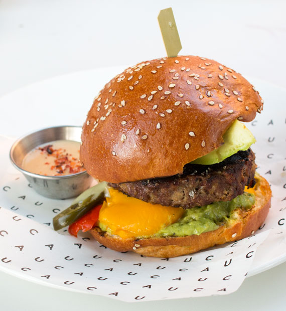 CAU burger