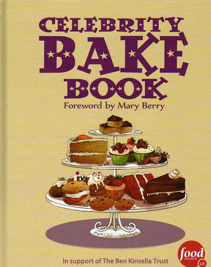 cookbook review Celebrity Bake Book